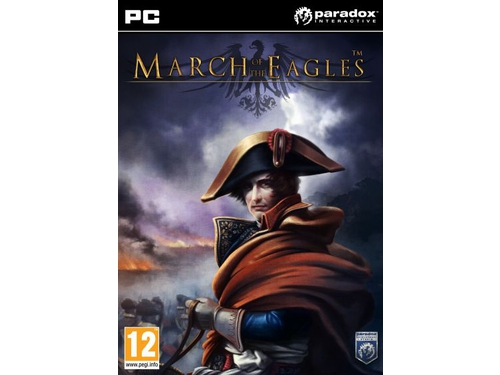 Gra PC March of the eagles wersja cyfrowa