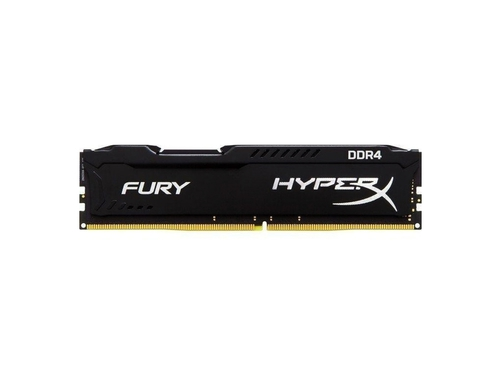 KINGSTON HyperX DDR4 8GB 2666MHz CL16 HX426C16F2/8 Czarny - HX426C16FB2/8
