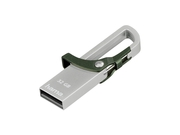 Pendrive Hama Hook 32GB USB 2.0 123921
