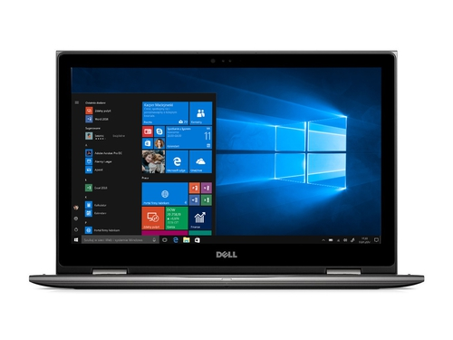 "2w1 Dell 5379-9922 Intel® Core™ i5-8250U (6M Cache, 1.60 / 3.40 GHz) 13,3"" 8GB SSD 256GB Intel® UHD Graphics 620 Win10"