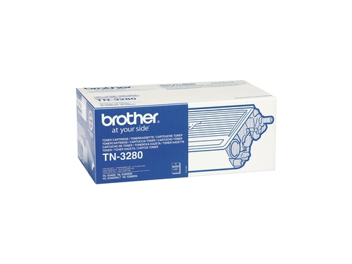 Toner Brother czarny TN3280 TN-3280.