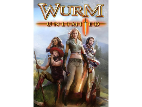 Wurm Unlimited - K00906