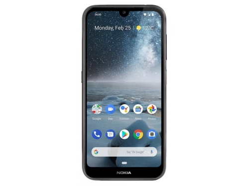 Smartfon Nokia 4.2 32GB Ceeplb Black 719901068661 LTE WiFi Bluetooth NFC GPS DualSIM 32GB Android 9.0 Pie kolor czarny