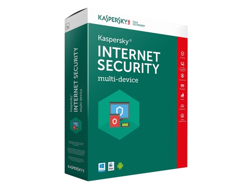 Kaspersky Internet Security Multi-Device ESD 1D/24M - KL1941PCADS