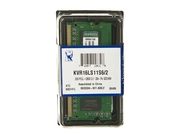 Pamięć RAM Kingston SODIMM DDR3 KVR16LS11S6/2