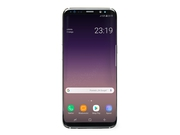 Smartfon Samsung Galaxy S8 SM-G950FZSAXEH Bluetooth WiFi NFC GPS LTE 64GB Android 7.0 kolor srebrny Arctic Silver