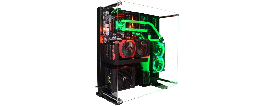 #Thermaltake C1000 1L płyn - Pure Clear Coolant