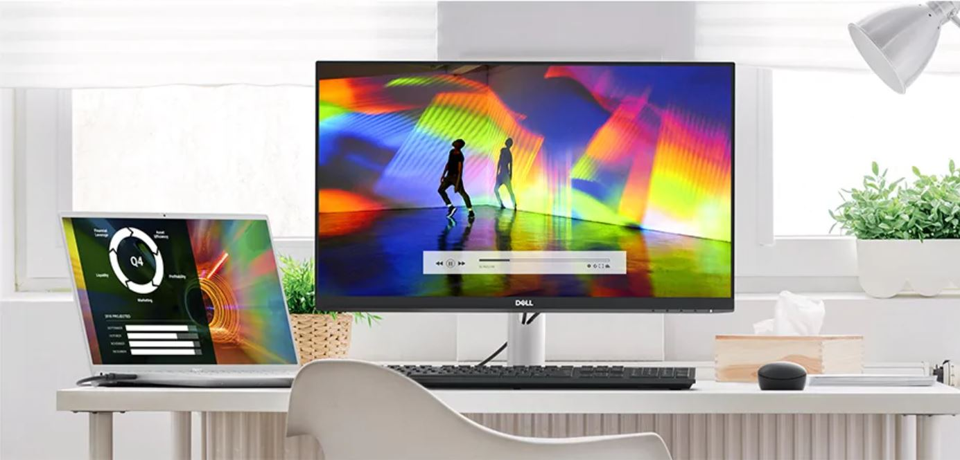 """MONITOR DELL LED 24"""" S2421H1"""