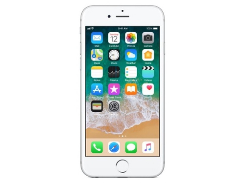 Smartfon Apple iPhone 6S 128GB Silver MKQU2CN/A Bluetooth WiFi NFC GPS 3G LTE 128GB iOS 9 kolor srebrny