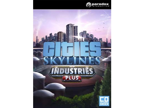 Cities: Skylines - Industries - K01300