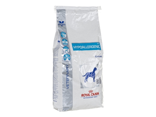 Karma Royal Canin Veterinary Hypoallergenic Dry Dog 14kg