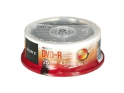 DVD-R Sony 4,7GB 25szt.
