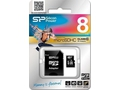 Silicon Power microSDHC 8GB CL10 - SP008GBSTH010V10