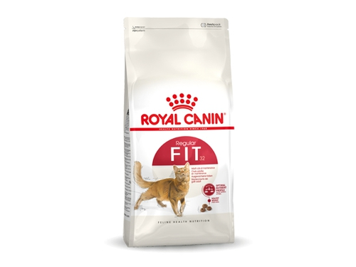 Karma Royal Canin Cat Food Fit 32 Dry Mix 4kg