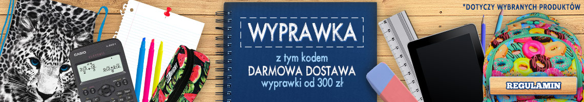 Powrót do szkoły Regulamin Promocji