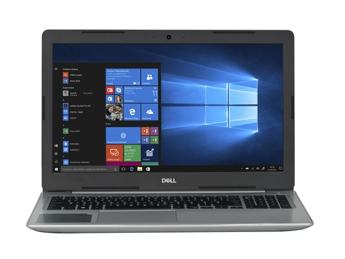 "Laptop Dell 5570-2593 Core i3-6006U 15,6"" 4GB HDD 1TB Radeon 530 Intel HD Win10"