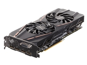 Karty graficzna Gigabyte GeForce GTX1060 GeForce GTX1060 G1 Gaming GV-N1060G1 GAMING-6GD 6GB GDDR5 8008 MHz 192-bit