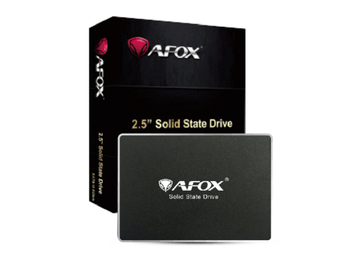 AFOX SSD 480GB INTEL QLC 560 MB/S - SD250-480GQN