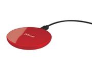 Ładowarka Trust Primo10 Fast Wireless Charger Red - 22863