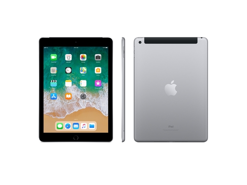 "Tablet Apple iPad 128GB Wi-Fi + Cellular Space Gray 2018 MR722FD/A 9,7"" 128GB GPS LTE Bluetooth WiFi kolor szary Space Gray"