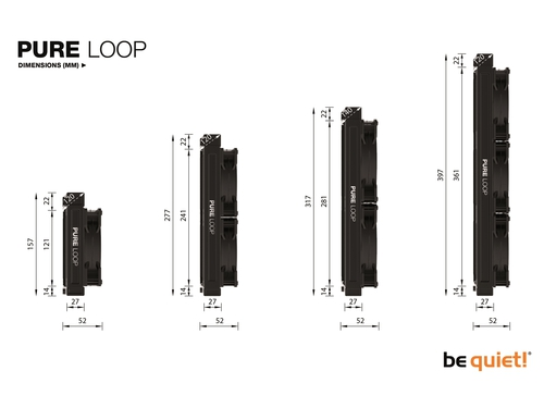 be quiet! Pure Loop 360mm - BW008
