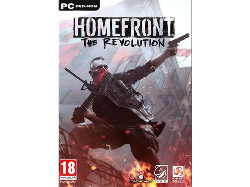 Gra PC Homefront 2 Revolution