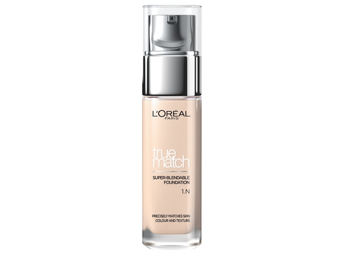 L'Oreal True Match Super blendable Podkład n1 Ivory