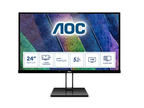 "MONITOR AOC LED 23,8"" 24V2Q"
