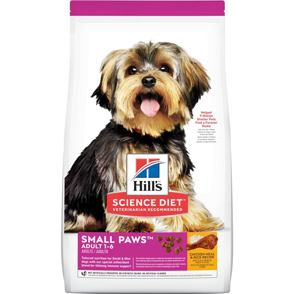HILL'S Canine Small Sensitive Stomach Skin 6kg1