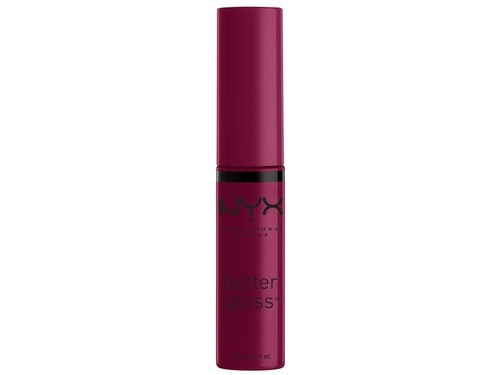 NYX BUTTER LIP GLOSS CRANBERRY PIE