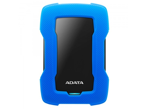 ADATA Durable Lite HD330 1TB 2.5'' USB3.1 Blue - AHD330-1TU31-CBL