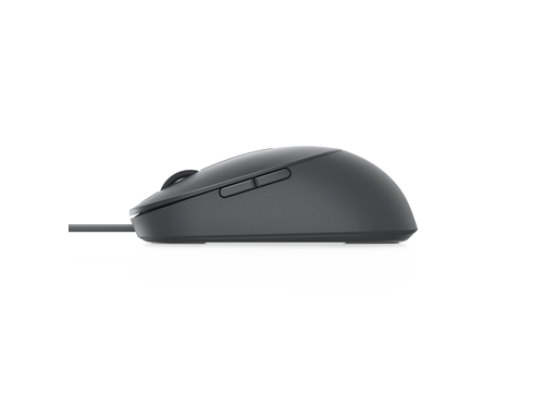 DELL Laser Wired Mouse MS3220 Titan Gray - 570-ABHM
