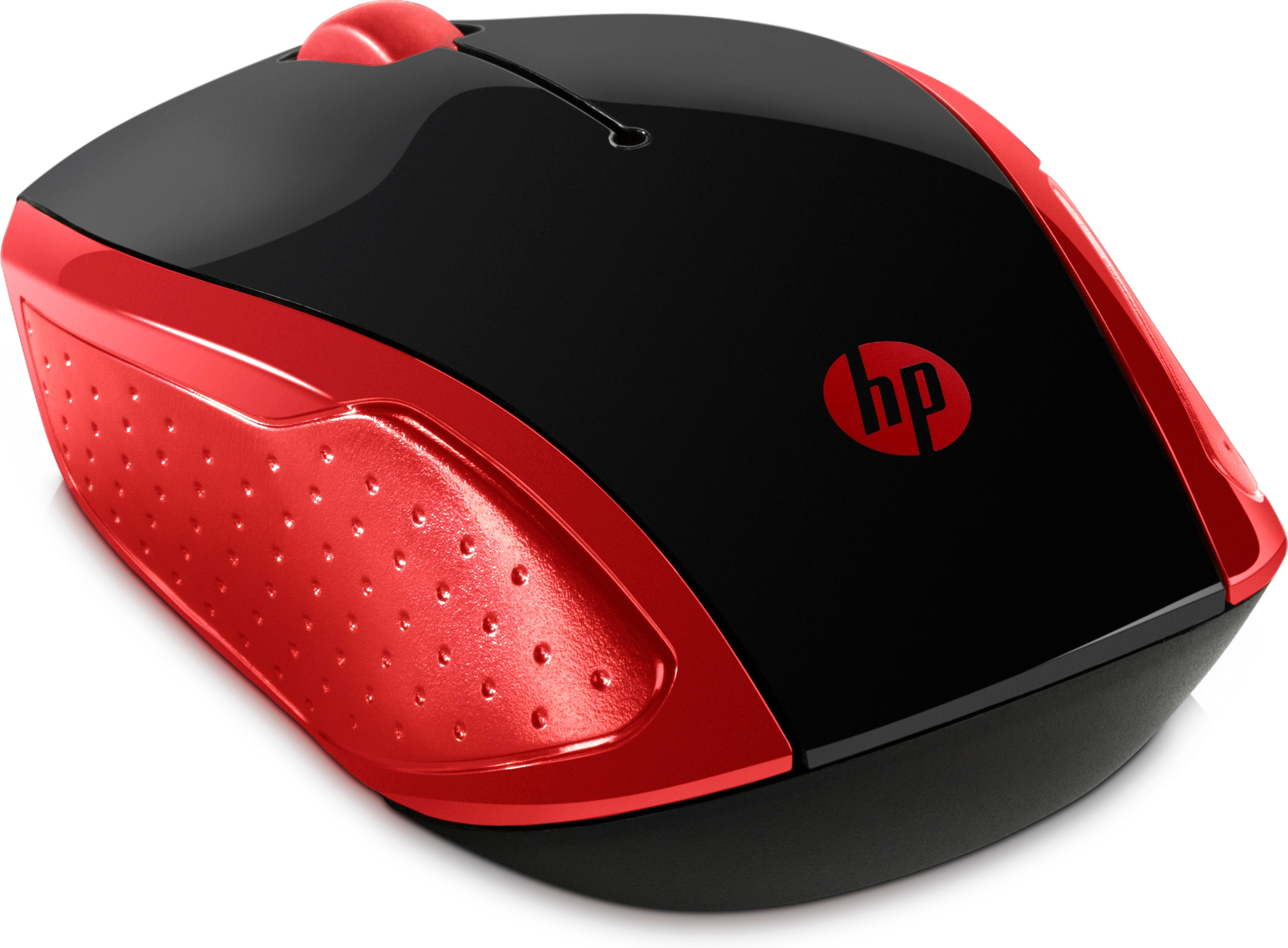 #Mysz HP 200 Emprs Red Wireless