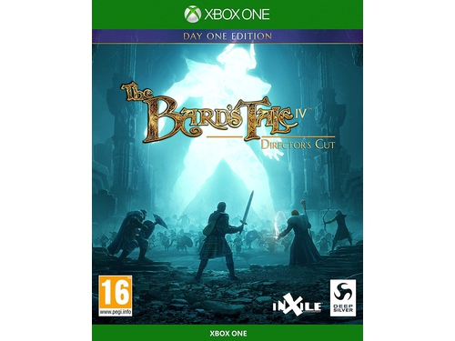 Gra Xbox One wersja BOX THE BARD'S TALE IV