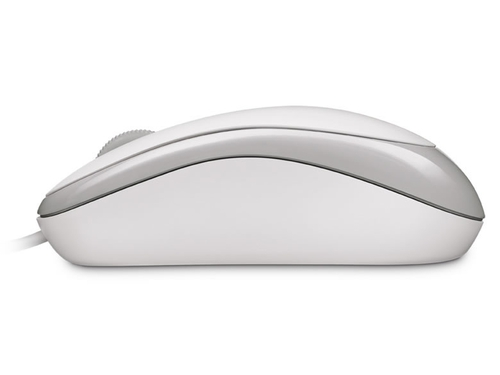 Mysz Microsoft Basic Optical Mouse White - P58-00058