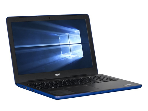 "Laptop Dell 5567-5383 Core i5-7200U 15,6"" 4GB HDD 1TB Radeon R7 M445 Intel HD Win10"