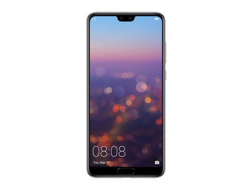 Smartfon Huawei P20 Pro 51092FGV Bluetooth WiFi NFC GPS LTE DualSIM 128GB Android 8.1 Midnight Blue