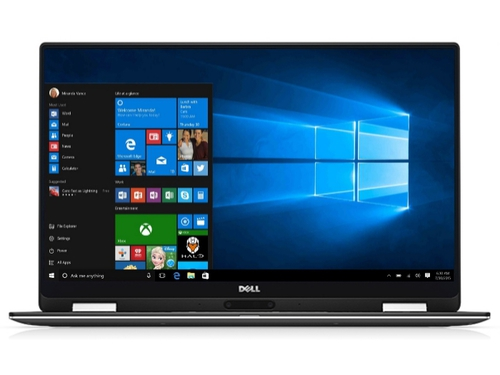 "2w1 Dell XPS 13 9365-9432 Core i7-7Y75 13,3"" 8GB SSD 512GB Win10Pro"