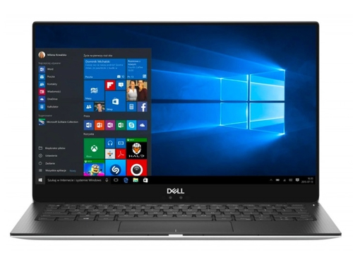 "Laptop Dell XPS 13 9370-1936 9370-1936 Core i5-8250U 13,3"" 8GB SSD 256GB Intel UHD 620 Win10Pro"