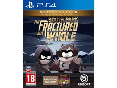 Gra PS4 South Park: The Fractured But Whole Gold Edition PL