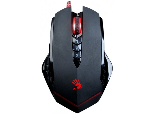 Mysz A4Tech Bloody Gaming V8m USB Holeless Engine - Metal Feet. - A4TMYS43935