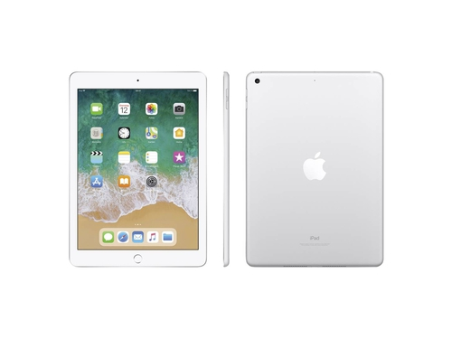 "Tablet Apple iPad 32GB Wi-Fi Silver 2018 MR7G2FD/A 9,7"" 32GB WiFi Bluetooth kolor srebrny"