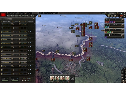 Hearts of Iron IV: Cadet Edition - wersja cyfrowa Cadet Edition - K00568
