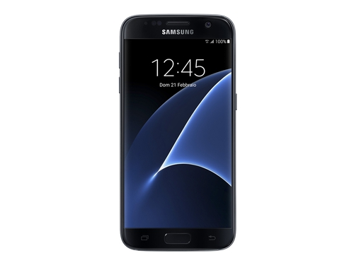 "Smartfon Samsung Galaxy S7 32GB Black (5,1""; Super AMOLED; 2560x1440; 4GB; 3000mAh)"