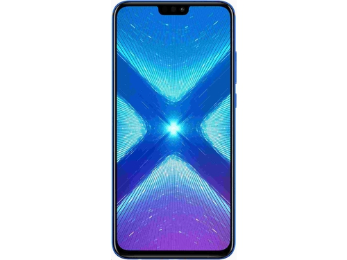 Smartfon Huawei Honor 8X 128GB Blue Bluetooth NFC GPS LTE WiFi DualSIM 128GB Android 8.1 kolor niebieski
