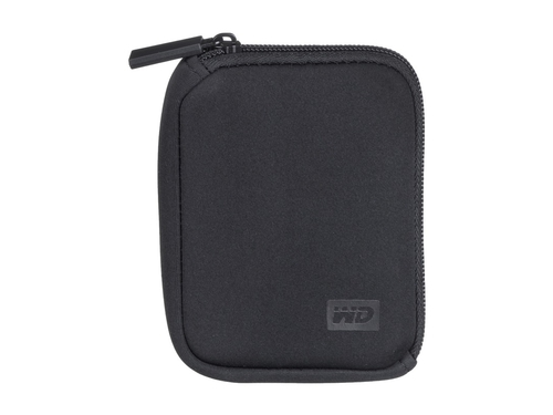 Etui My Passport Carrying Case - Black - WDBABK0000NBK-ERSN
