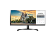 "Monitor LG 29WK500-P 29"" IPS/PLS 2560x1080 HDMI kolor czarny"