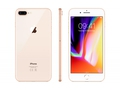 Smartfon Apple iPhone 8 Plus MQ8N2RM/A Bluetooth WiFi GPS LTE Galileo 64GB iOS 11 kolor złoty