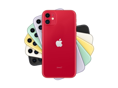 Apple iPhone 11 64GB Red - MWLV2CN/A