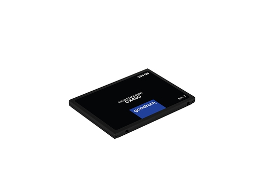 SSD GOODRAM CX400 256GB SATA III 2,5 RETAIL - SSDPR-CX400-256-G2